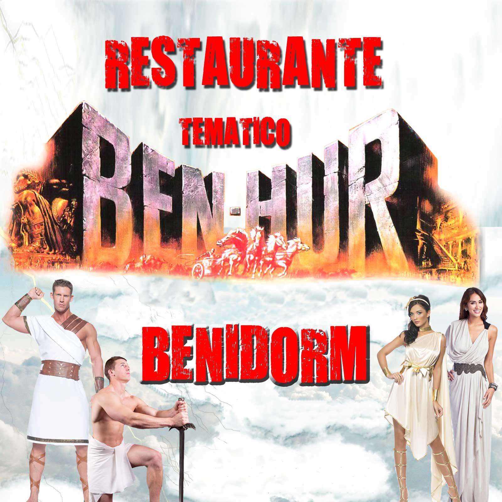 Restaurate.tematico BEN-HUR Benidorm