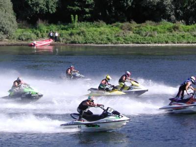 Actividades acuaticas en Gandia