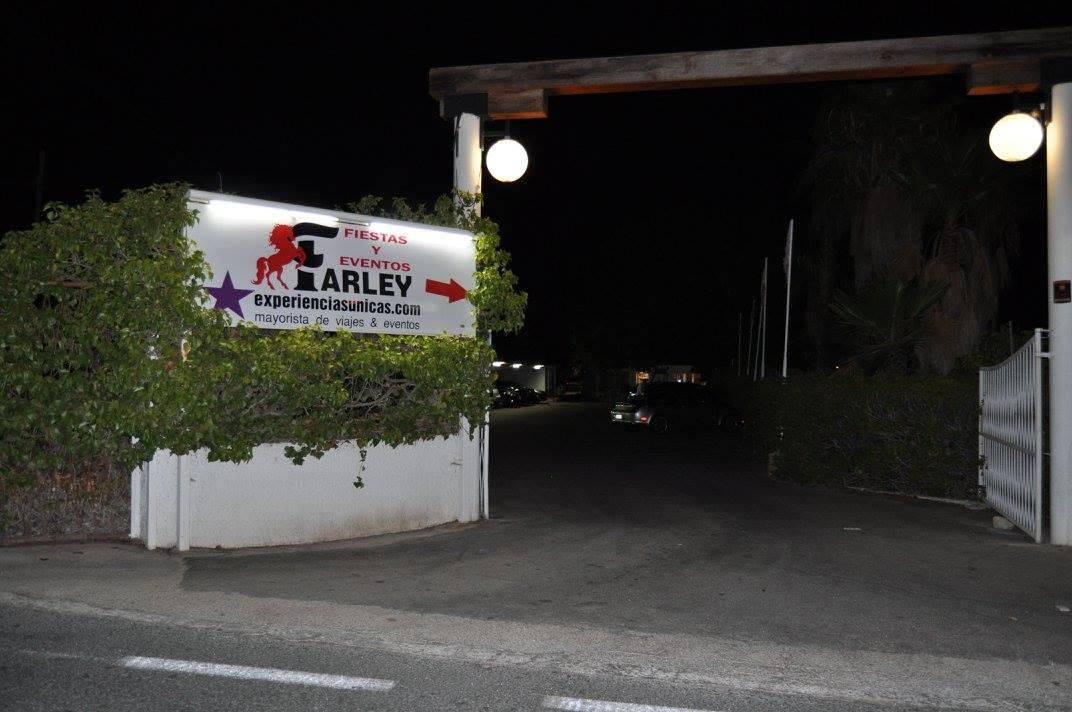 Despedidas Benidorm, entrada hotel para despedidas.
