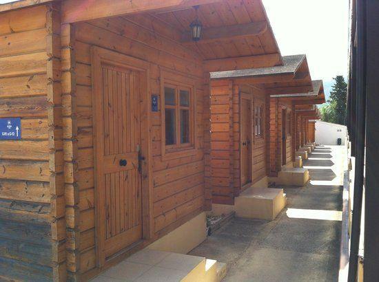Despedidas Benidorm, cabañas de madera para 2 y 3 personas.