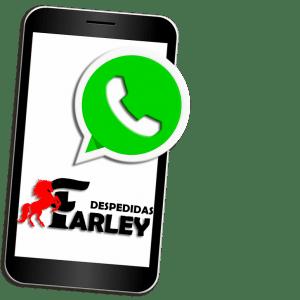 Nosotros te llamamos - Telefono y whatsapp despedidas farley