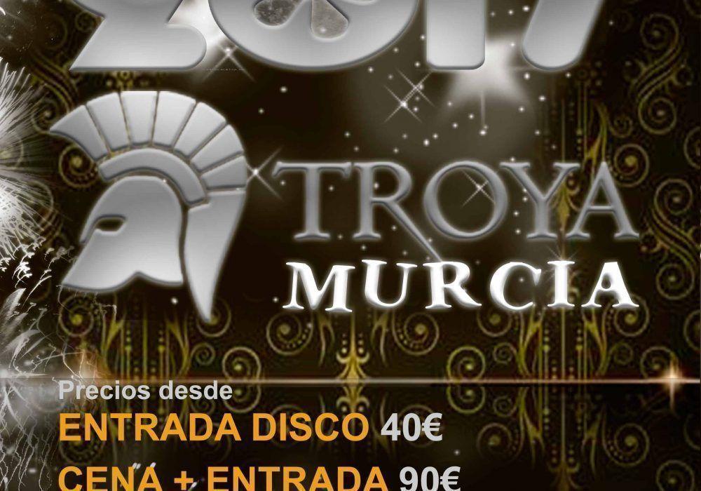 Nochevieja en Murcia