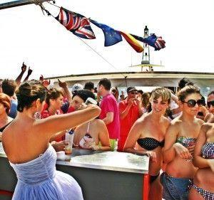 Boat Party Despedidas en Barco