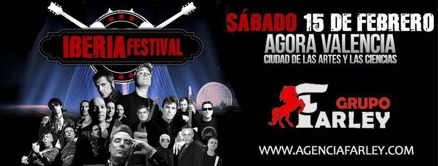 Iberia Festival Valencia - Entradas Online -