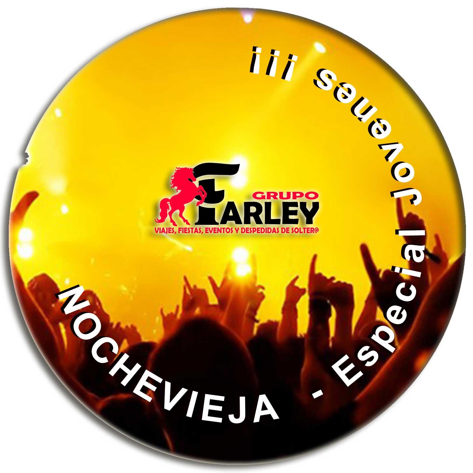 Nochevieja Agencia Farley