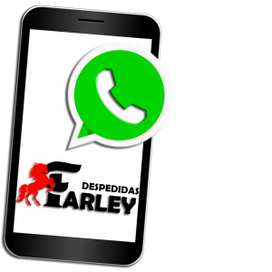 Telefono y whatsapp despedidas farley
