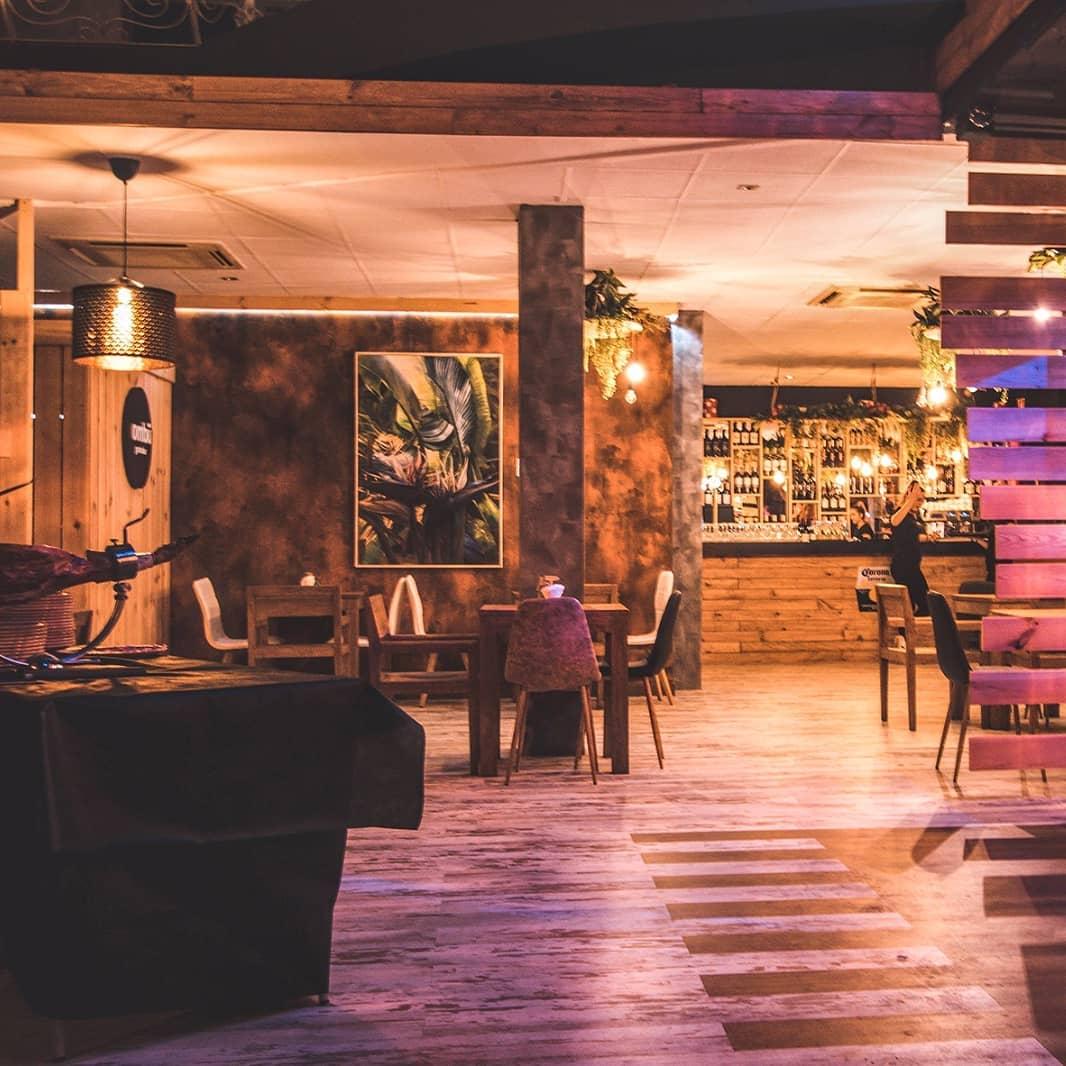 nochevieja en ombu gastrobar club Elche