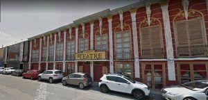 Fachada discoteca Teatre Murcia