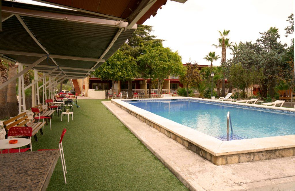 hotel europeo benidorm piscina
