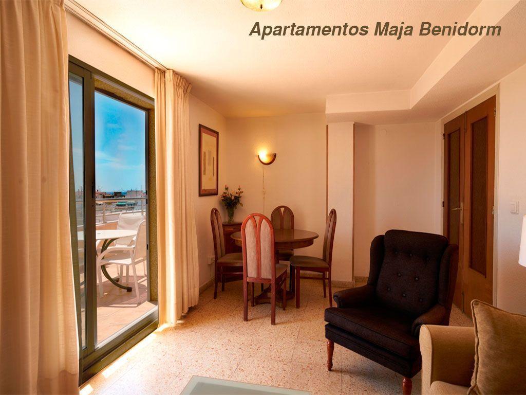 apartamentos maja benidorm