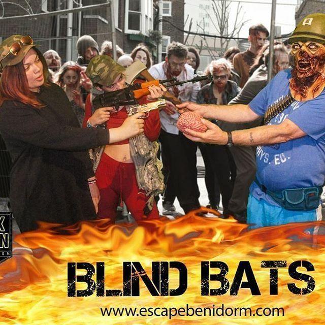escape room benidorm zombies