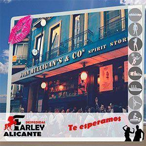 Como organizar una despedida de soltera en Alicante