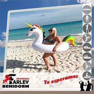 Las mejores despedidas de soltero en Benidorm